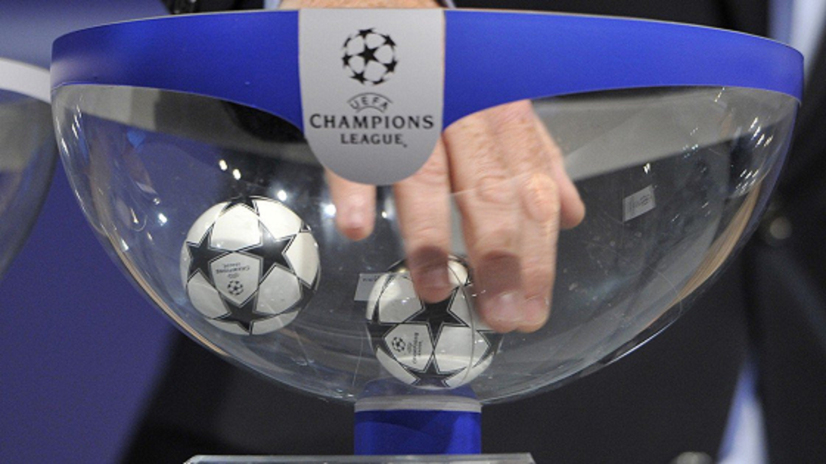 grupos de la Champions League
