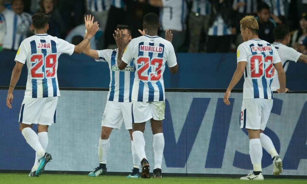 Pachuca avanzó a Semifinales