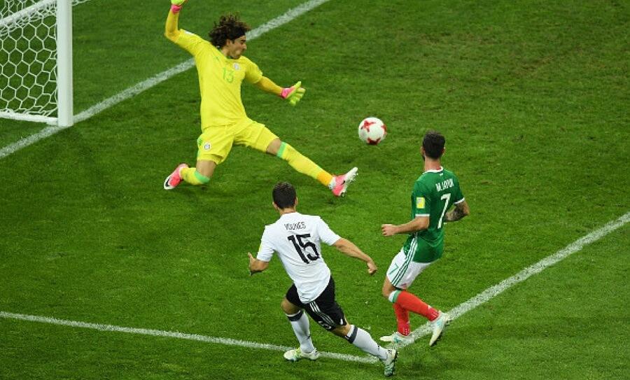 México se enfrentará a Alemania