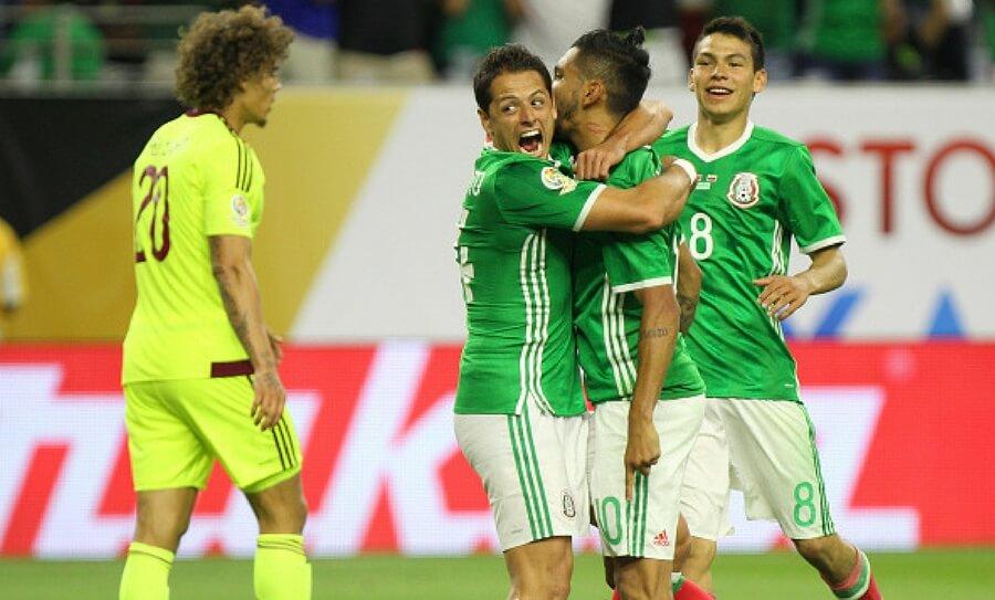 Horarios y Fechas de los partidos de México