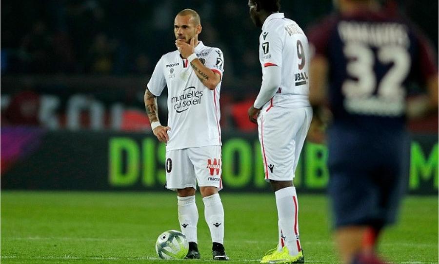 #WesleySneijder #LigaMx