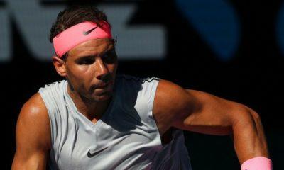 Nadal derrota a Leonardo Mayer, Abierto de Australia, Gran Slam 2018, Rafael Nadal, Leonardo Mayer