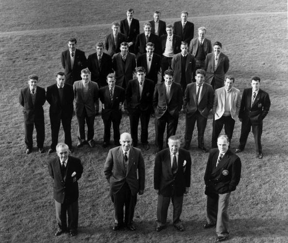 60 años de la tragedia aérea de Manchester United 78987505