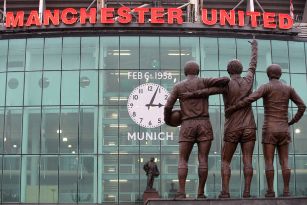 60 años de la tragedia aérea de Manchester United 913668898