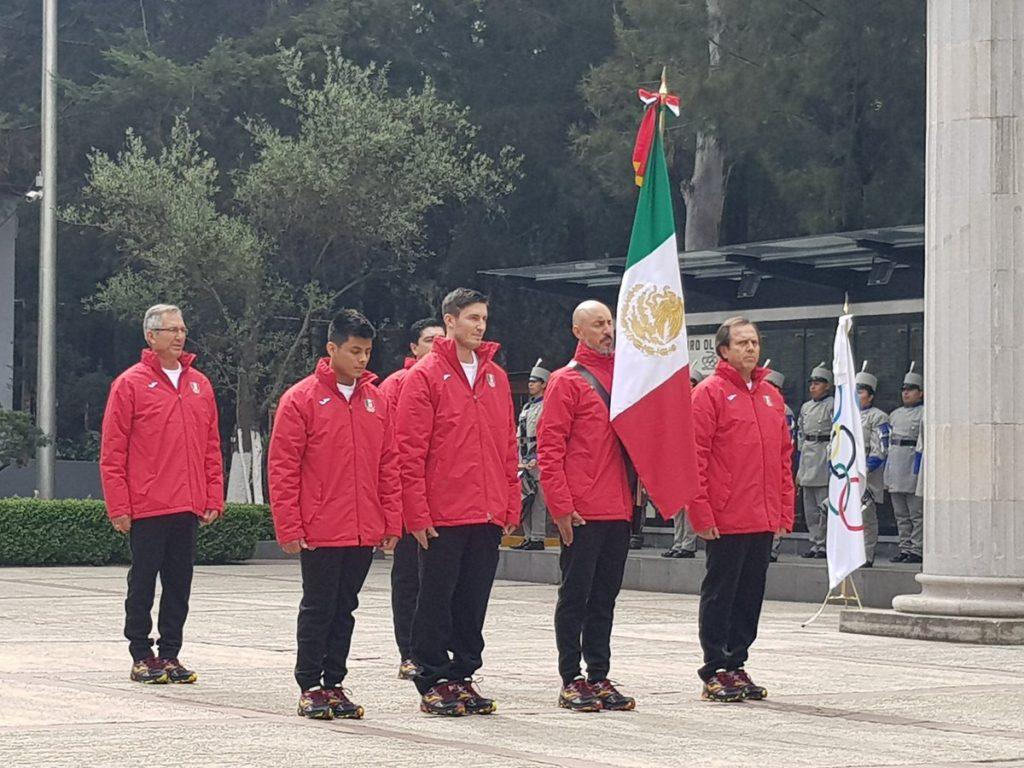 Latinoamérica en Pyeongchang rompe récord con 33 atletas DU4xUV1VwAAt6ei
