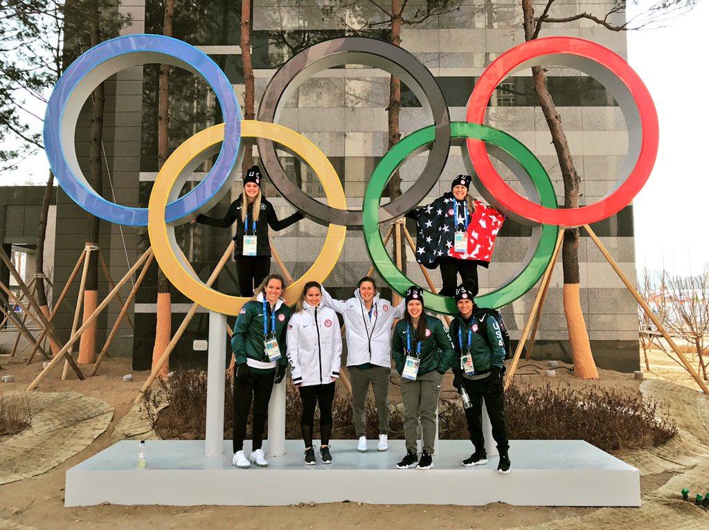 Latinoamérica en Pyeongchang rompe récord con 33 atletas DVEzEGgVQAAQden