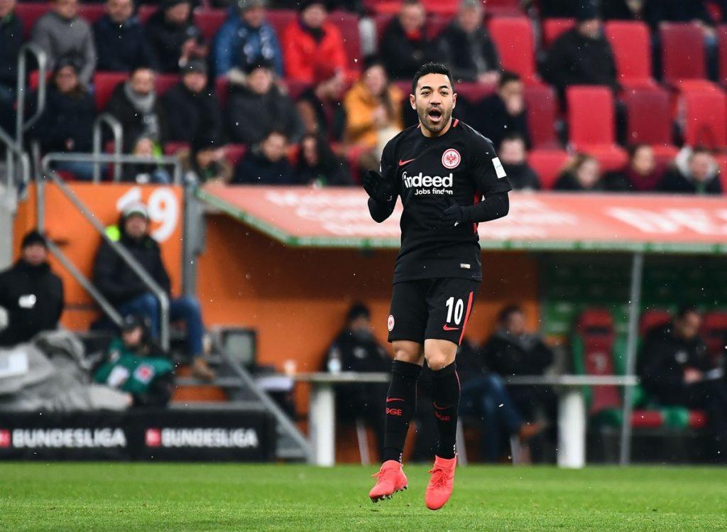 Marco Fabián regresa con derrota, tras goleada a Frankfurt DVNARhBUQAANQJe