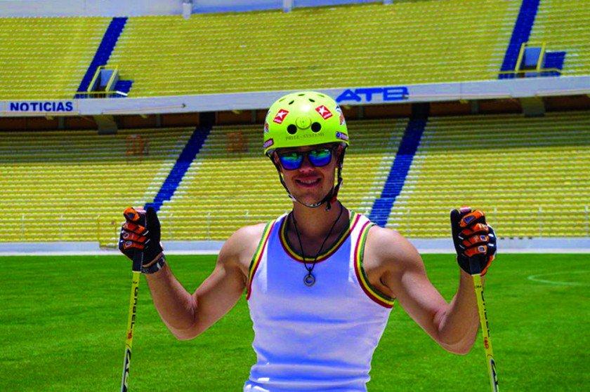 Latinoamérica en Pyeongchang rompe récord con 33 atletas DVRcbLRX0AAmCem