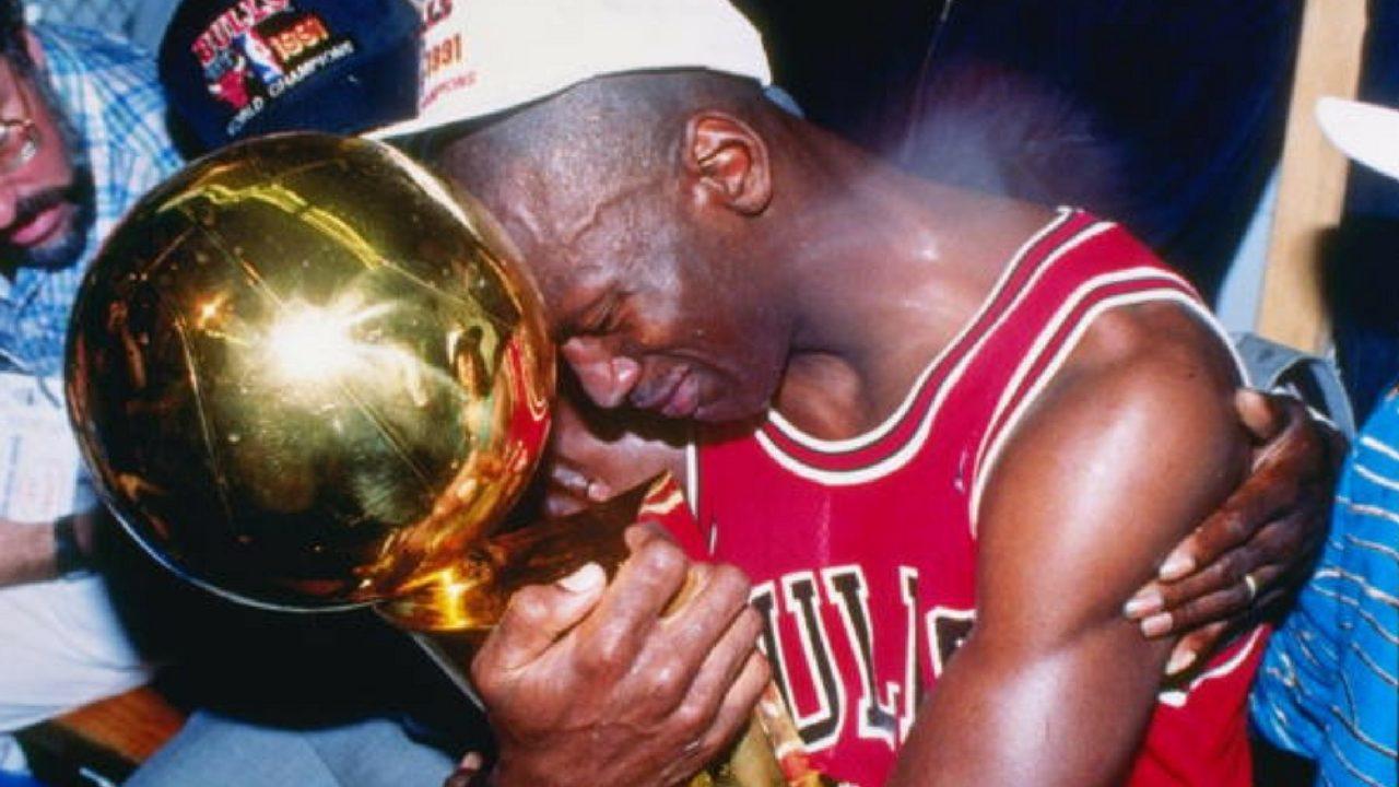 Orientar Moral Tomar un riesgo  Leyenda! Los mejores momentos en la carrera de Michael Jordan