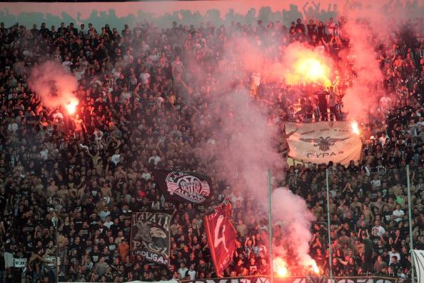PAOK pierde puntos y su presidente recibió multa