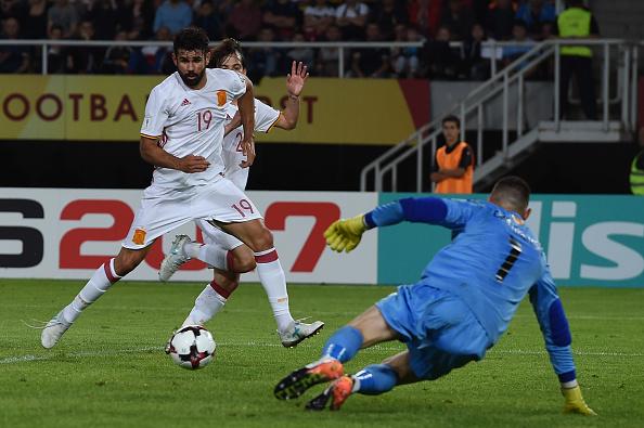 Diego Costa cree en el triunfo sobre Alemania y Argentina