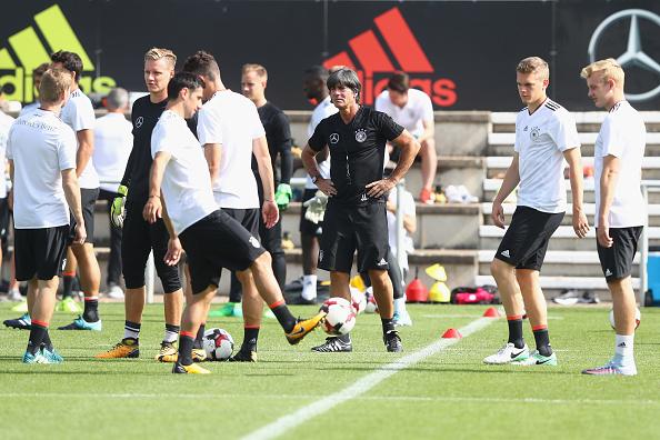 Joachim Löw: México está jugando al nivel de Argentina y Chile