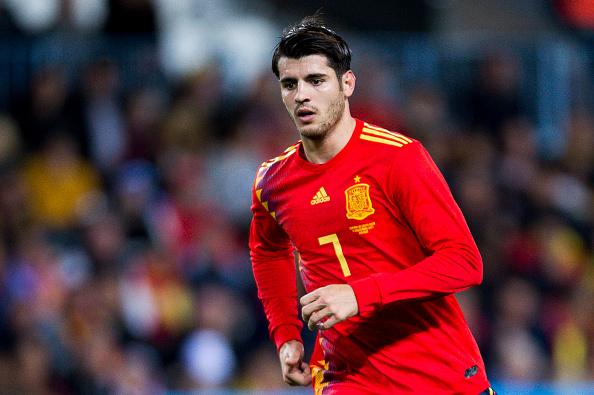 Lista de convocados de España sin Morata y Busquets