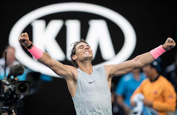 Nadal estará en la serie España-Alemania de Copa Davis