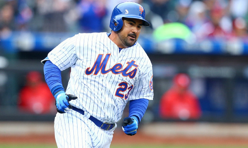 9-4. Céspedes y González, que debutó, lideran bateo productivo de Mets