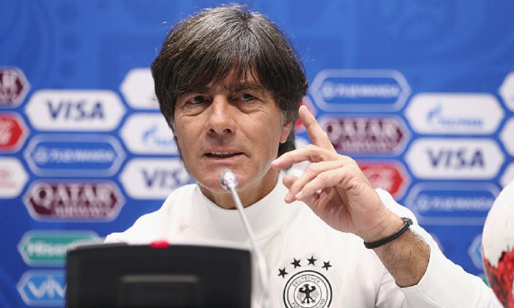 Joachim Löw compara juego de México con el de Argentina