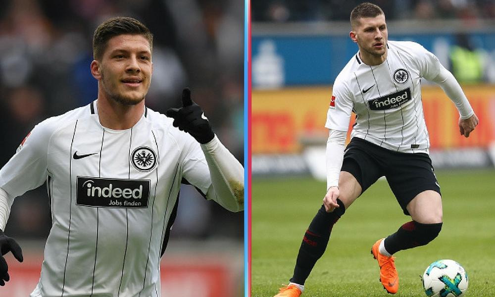 Mira en vivo Frankfurt vs Mainz 05 — Bundesliga