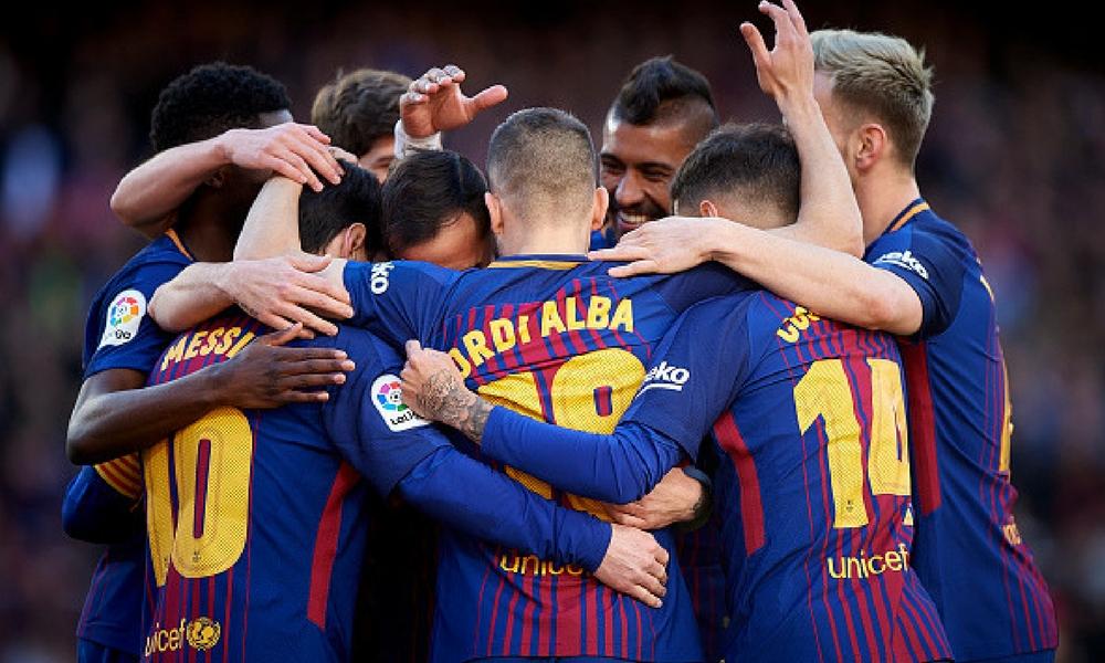 Barcelona sigue sumando victorias de la mano de Messi