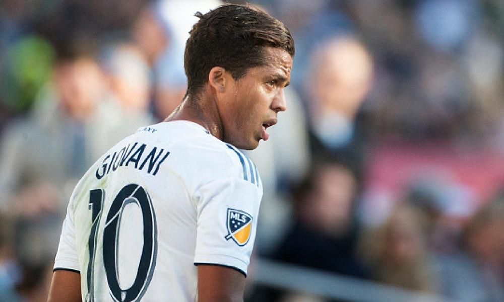 Gio Dos Santos, considerado el más 'sobrevalorado' de la MLS