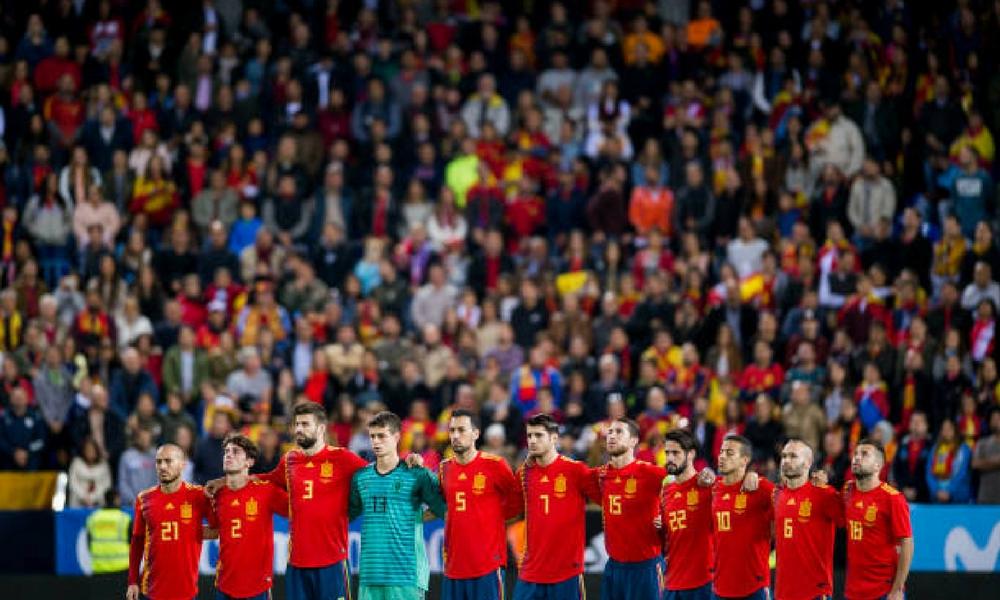 Excluyen de la convocatoria de España a Álvaro Morata