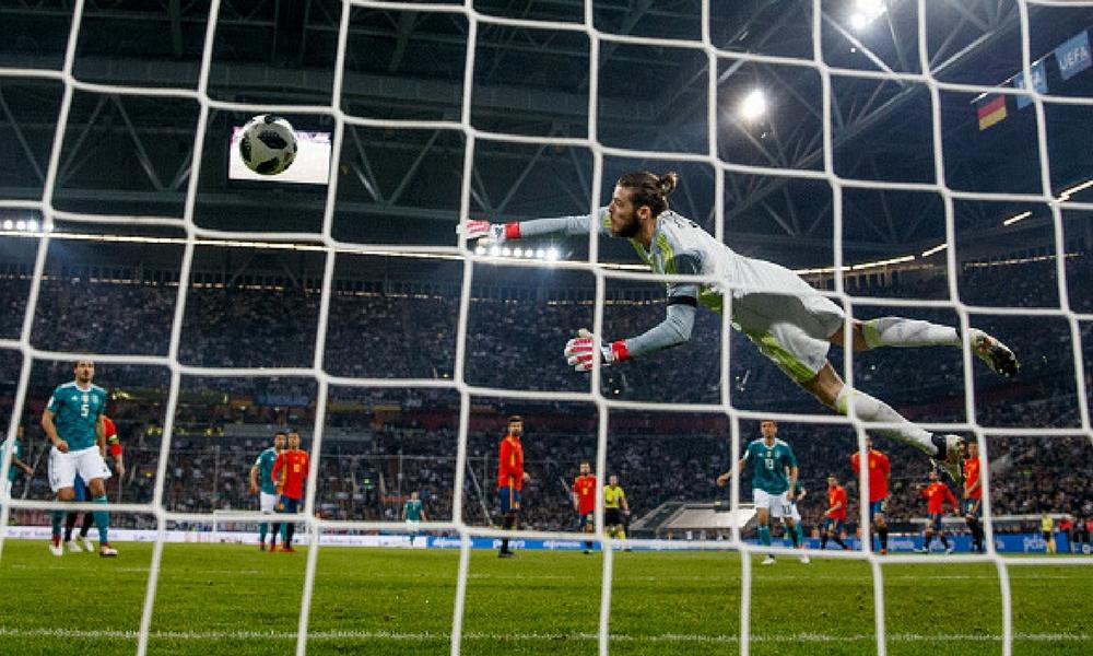 Balón del Mundial Rusia 2018 es criticado por arqueros