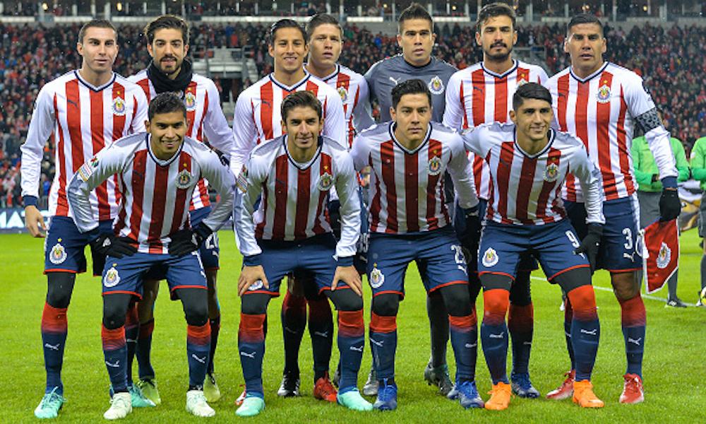 Los jugadores de Chivas que estarán en el Mundial