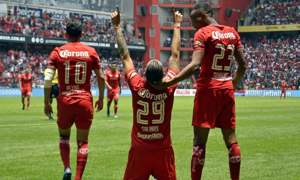 Toluca vence a Veracruz