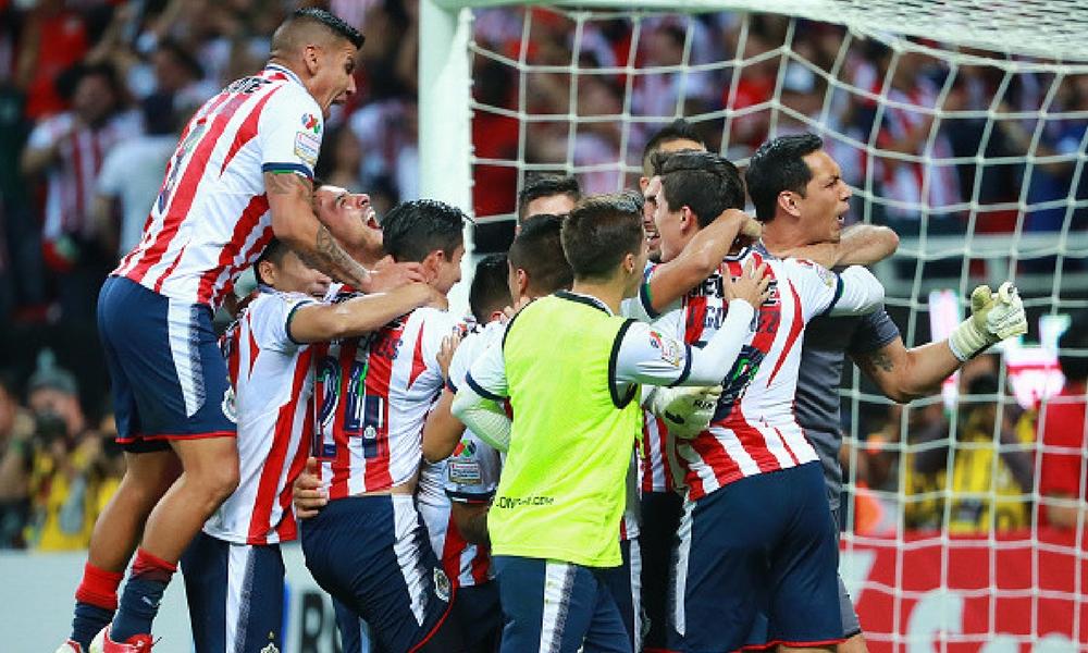jugadores que saldrán de Chivas
