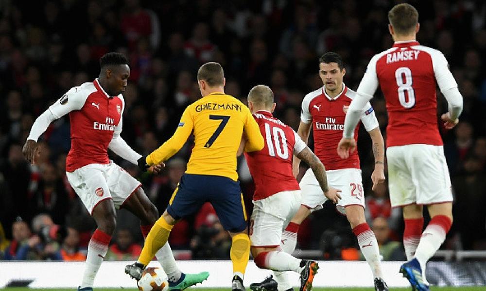 Arsenal empata ante Atlético