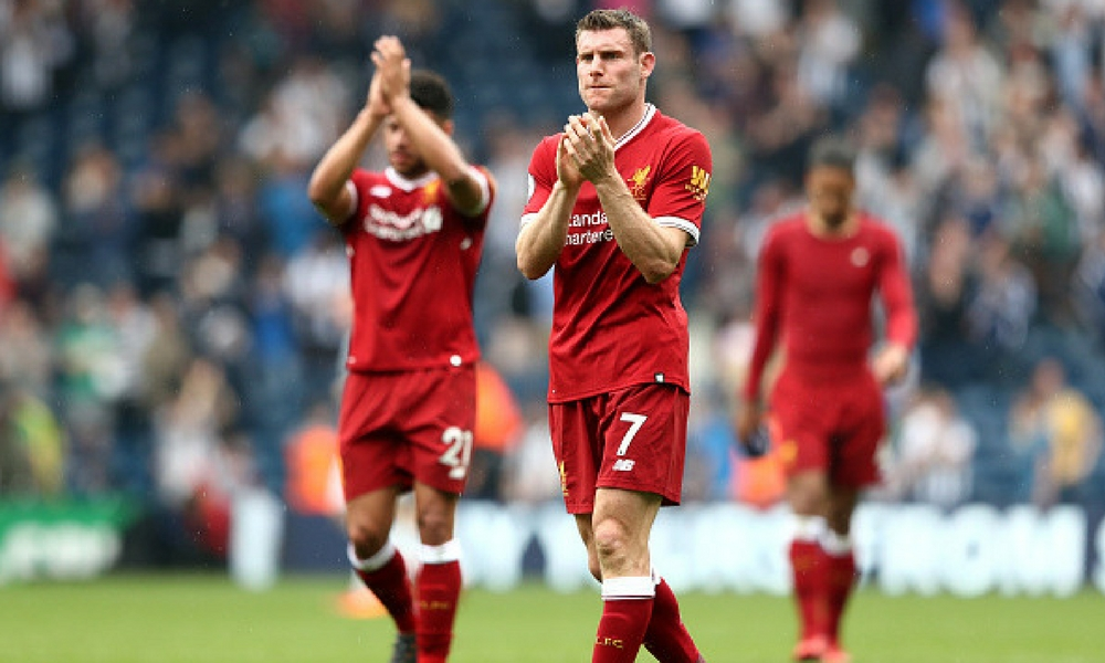 Liverpool empata frente a West Bromwich