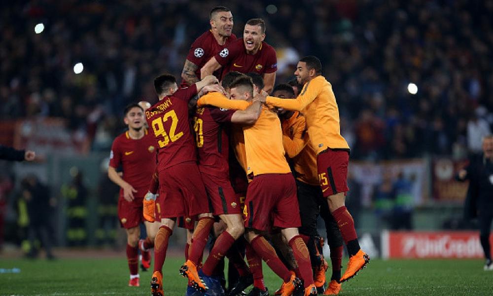 Roma golea a SPAL