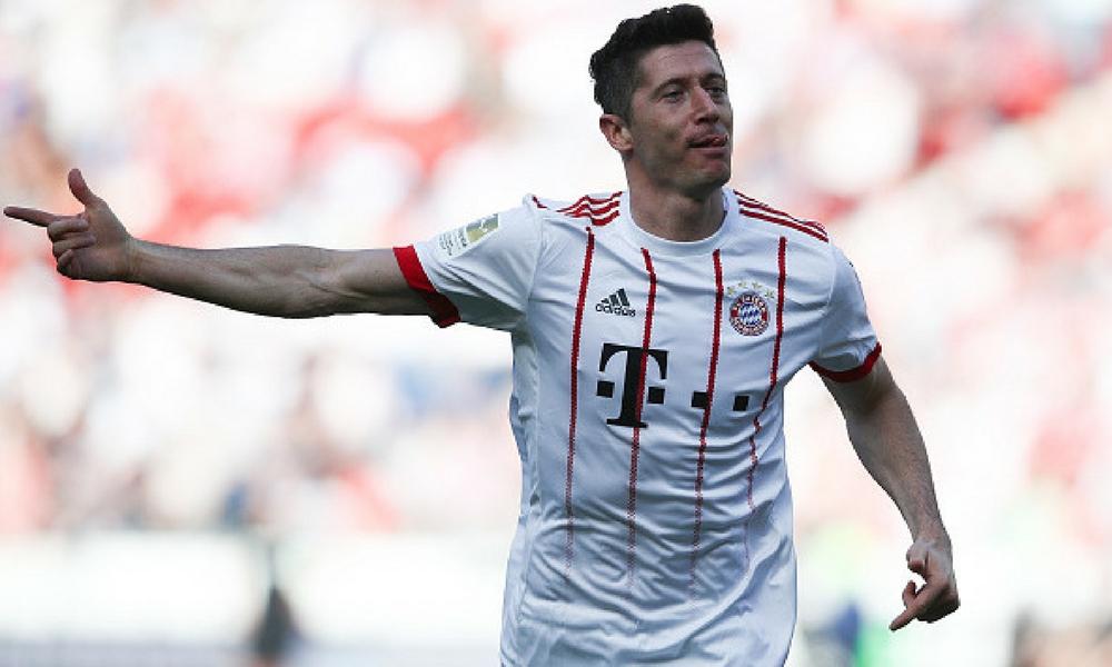 Lewandowski quiere irse del Bayern