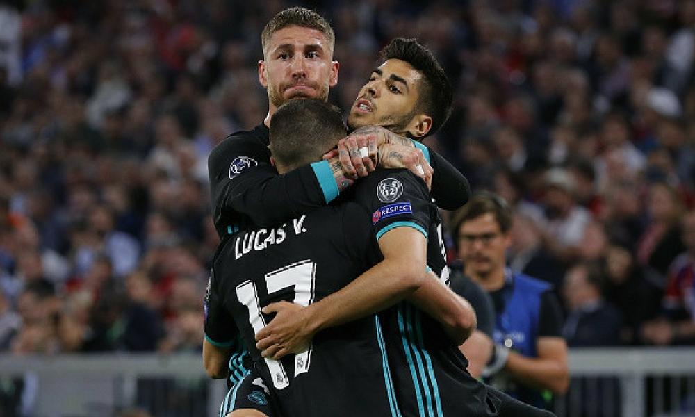 Madrid vence a Bayern Múnich