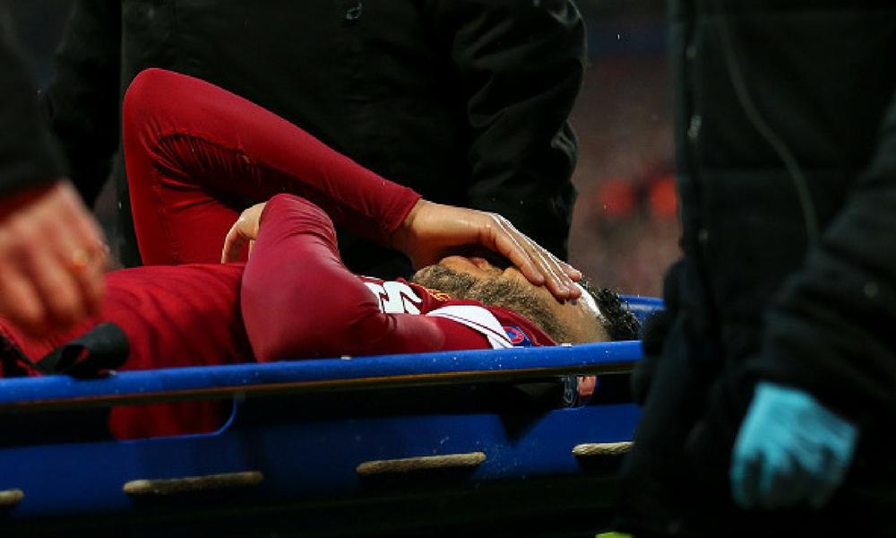Chamberlain se perderá el Mundial de Rusia 2018