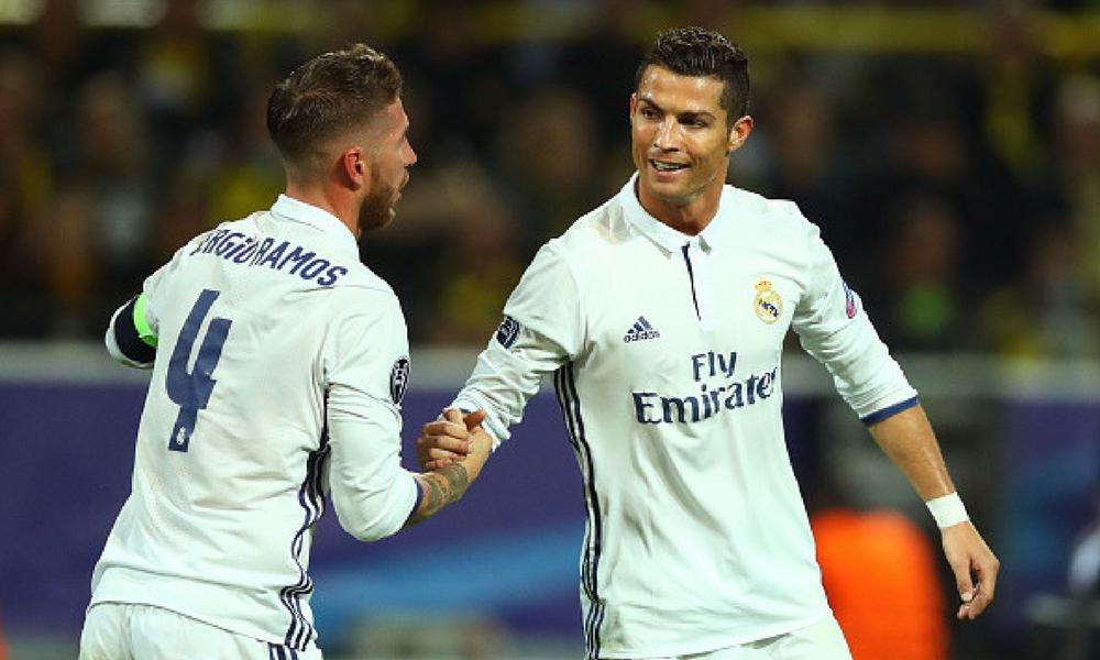 Ronaldo y Ramos descansan ante Leganés