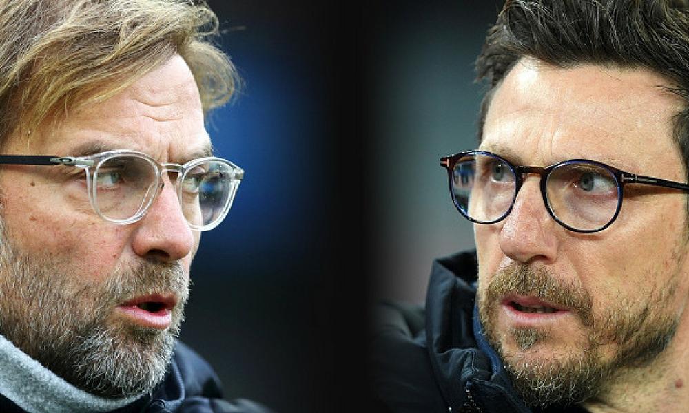 Liverpool contra Roma