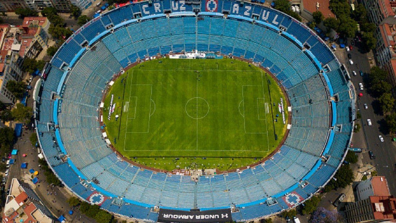 Vuelve Cruz Azul El Estadio Azul Sera La Casa De Un Equipo