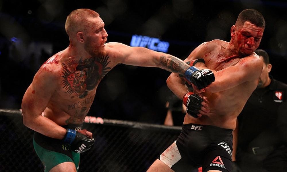 McGregor protagoniza trifulca; se cancelan 3 peleas de UFC
