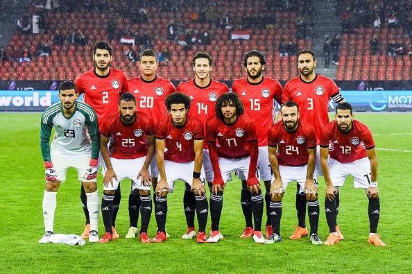 Salah lidera la prelista de Egipto.