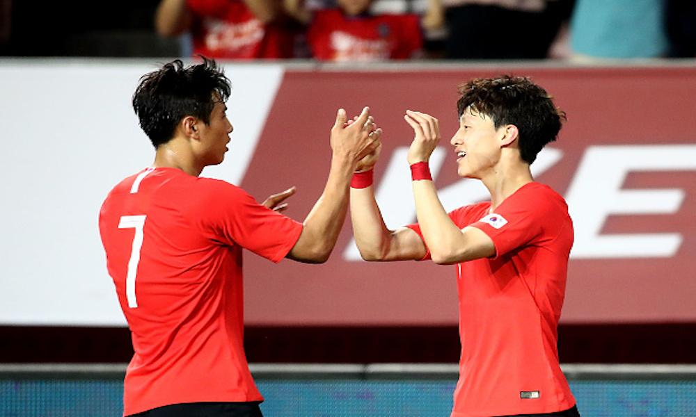 Selección de Corea del Sur