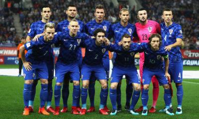 Croacia definió su lista para el Mundial.