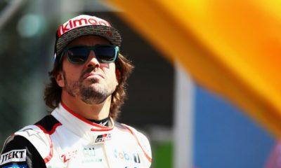 Alonso gana en las Seis Horas de Spa