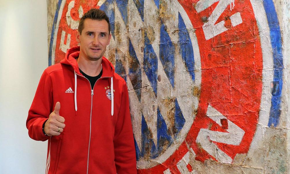 Klose será entrenador del Bayern