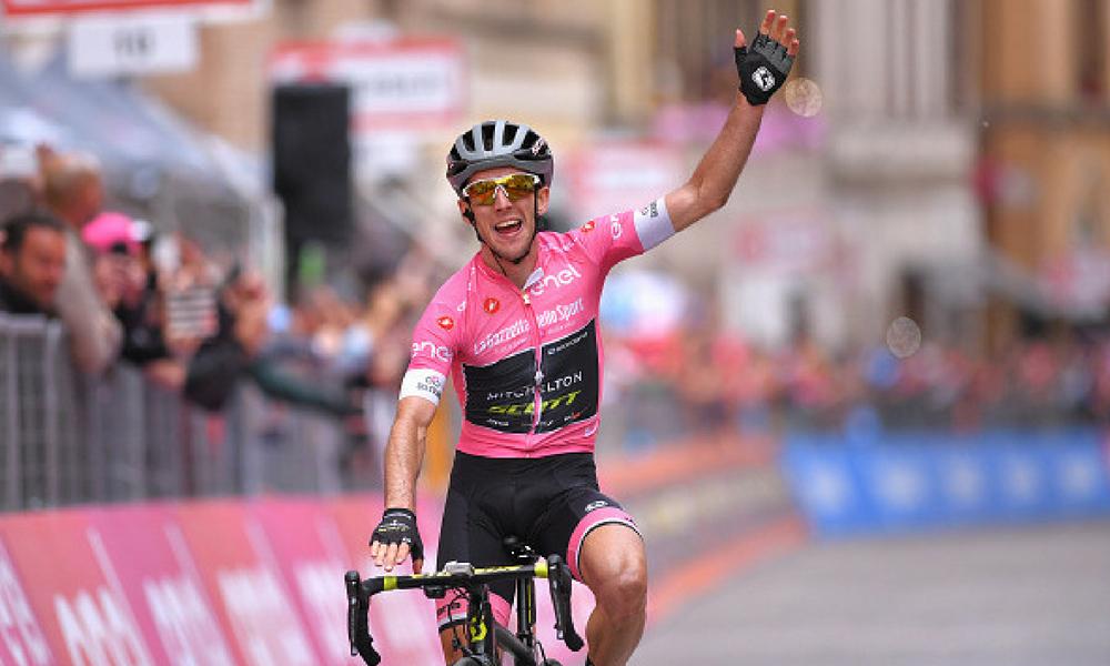Simon Yates gana la onceava etapa