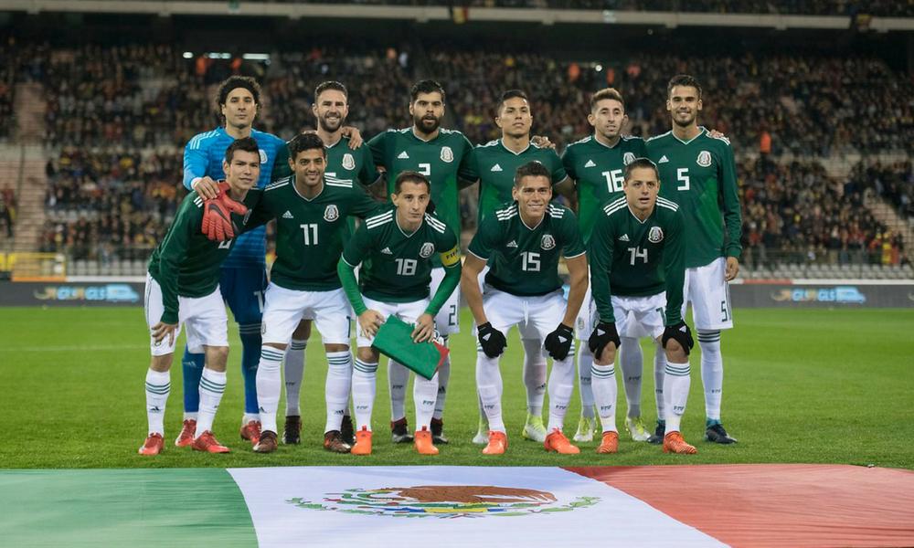México se mantiene en el ranking FIFA