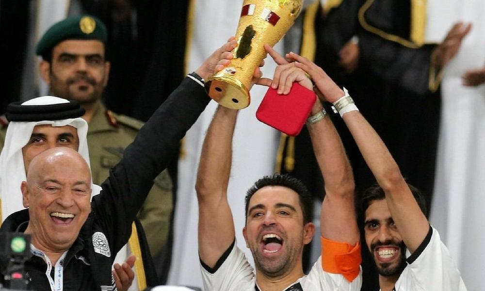 Xavi renueva con Al Sadd