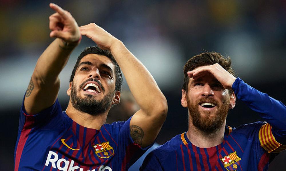 Messi podría salir al Manchester City