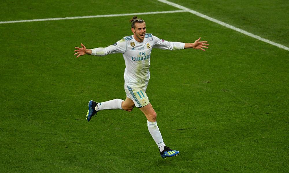 Gareth Bale le dio al Real Madrid la Champions League.
