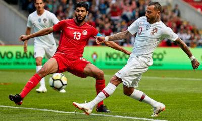 Portugal y Túnez empataron a dos goles.