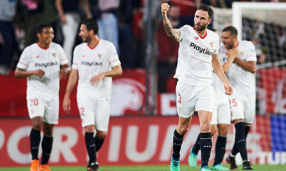 Sevilla derrotó al Real Madrid
